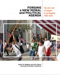 report cover for Forging a New Moral and Political Agenda