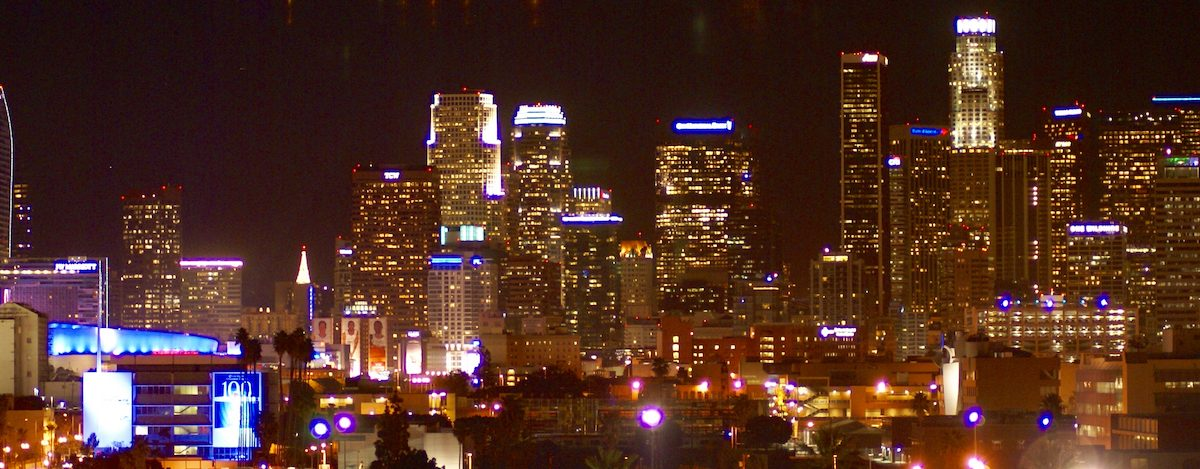 Downtown Los Angeles and Wilshire Corridor Interactive Map of