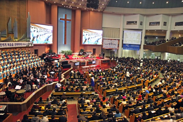 The Diplomat South Korea S Megachurches Center For