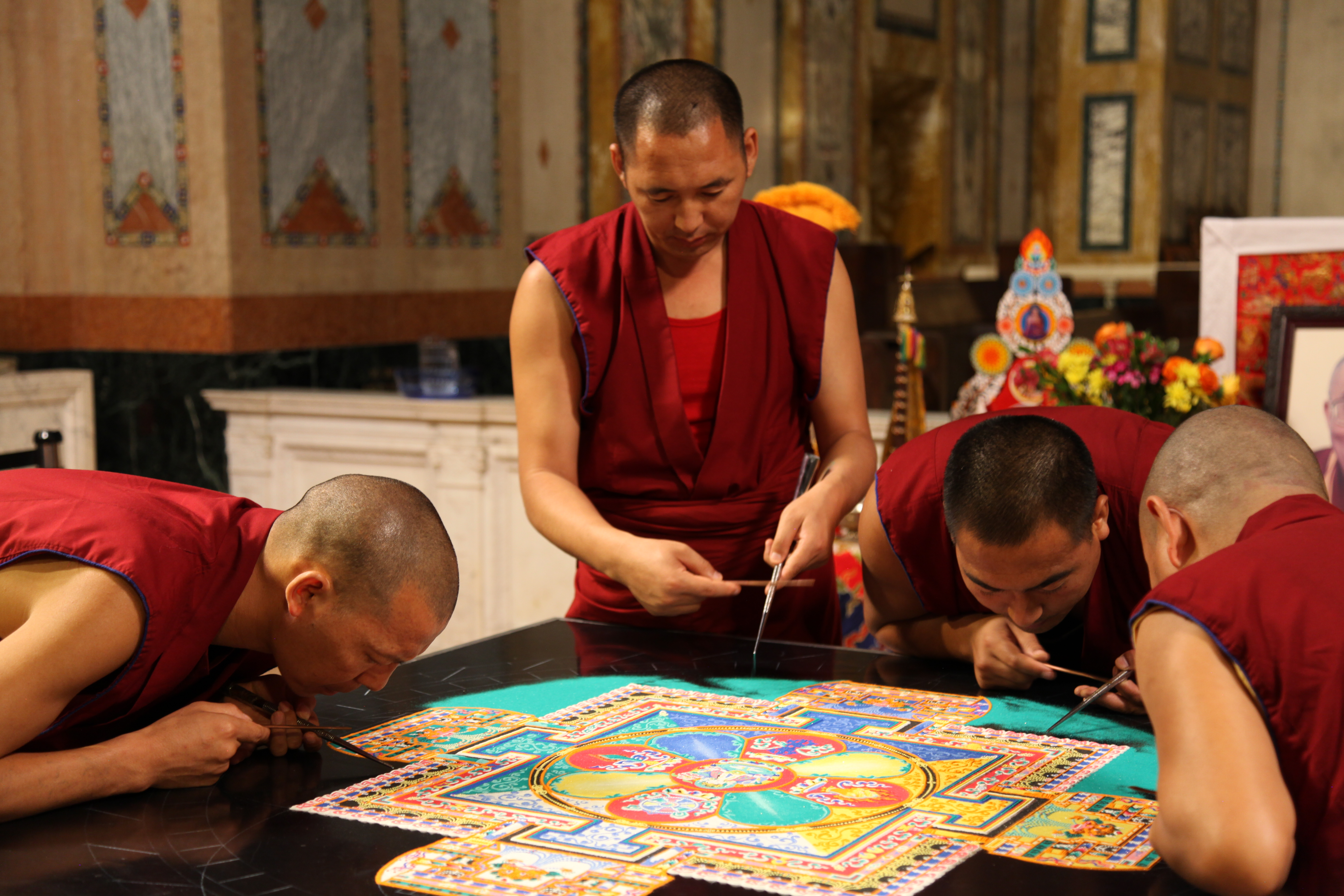 Engaging Buddhist Leaders | Center for Religion and Civic